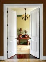 Notranja vrata vsaj za otroško sobo naj bodo dobra