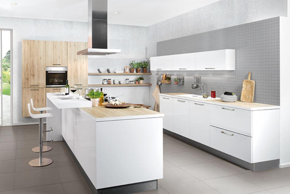 Moderne kuhinje z moderno opremo