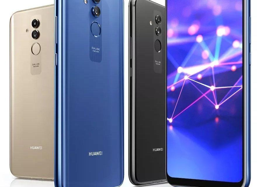 Huawei Mate 20 lite na naročnino ali v prosti prodaji?