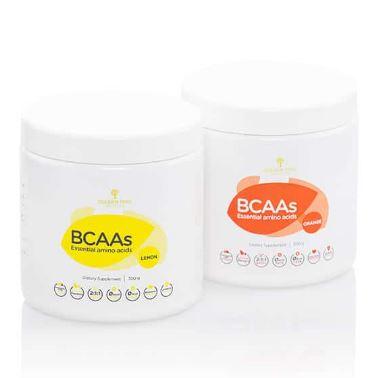 BCAA aminokisline so gradnik mišic
