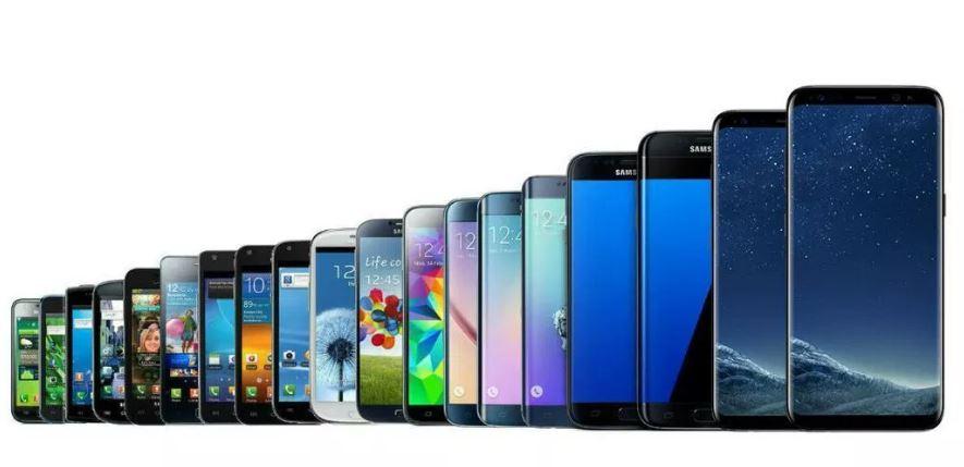 Če katera serija skrbi za vse, je to Samsung galaxy s