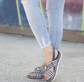 Ženski sandali v vseh možnih različicah