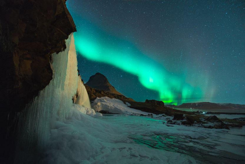 Islandija potovanje za uke in zvedave
