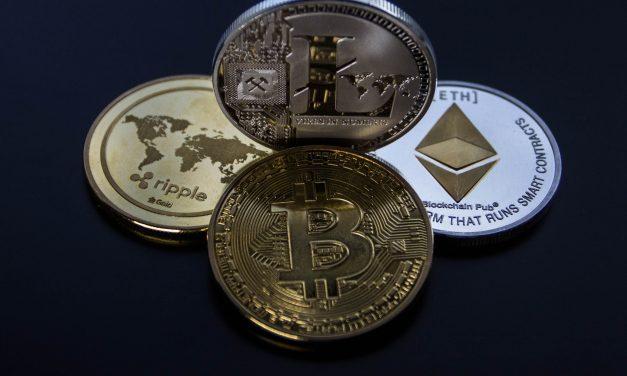 Redke so danes za kriptovalute novice