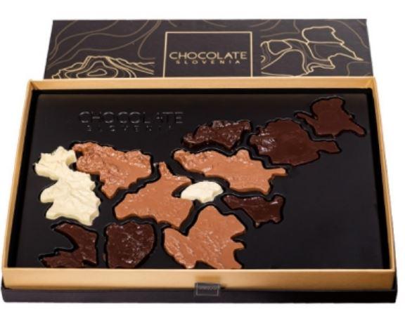 Ponudba čokoladnih darilc za rojstni dan in druge priložnosti