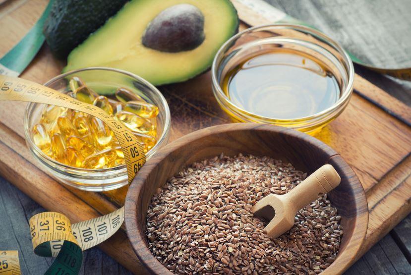 Prehranski dodatek omega 3 za vegane in športnike